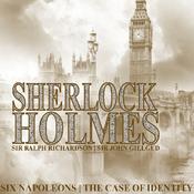 Sherlock Holmes: Six Napoleons & A Case of Identity audiobook download