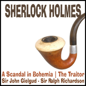 Sherlock Holmes: A Scandal in Bohemia & The Traitor audiobook download
