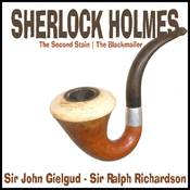 Sherlock Holmes: The Second Stain & The Blackmailer audiobook download