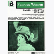 Emma Hamilton, 1765-1815: The Famous Women Series (Dramatised) audiobook download