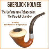 The Unfortunate Tobacconist and The Paradol Chamber audiobook download