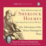 The Adventure of the Bruce-Partington Plans (Unabridged) audiobook download