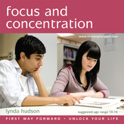Focus and Concentration: 10-16 Year-olds (Unabridged) audiobook download