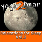 Relaxations for Sleep Vol.1: Yoga Relaxation Sessions and Guide Book audiobook download
