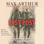 Last Post: The Final Word from Our First World War Soldiers audiobook download