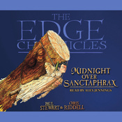 Midnight Over Sanctaphrax: The Edge Chronicles, Book 6 audiobook download