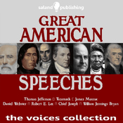 Great American Speeches audiobook download