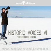 Historic Voices VI: Recollections audiobook download