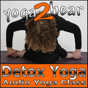 Detox Yoga: Detoxifying Yoga Class and Guide Book audiobook download