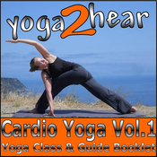 Cradio Yoga, Volume 1: A Vinyasa Yoga Class that Combines all the Benefits of Yoga with a Cardio Workout audiobook download