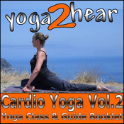 Cardio Yoga, Volume 2: A Vinyasa Yoga Class that Combines all the Benefits of Yoga with a Cardio Workout audiobook download