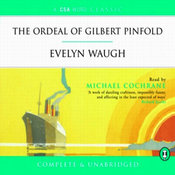 The Ordeal of Gilbert Pinfold (Unabridged) audiobook download