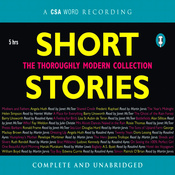 Short Stories: The Thoroughly Modern Collection (Unabridged) audiobook download