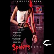 Spider's Bite: Elemental Assassin, Book 1 audiobook download