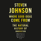 Where Good Ideas Come From: The Natural History of Innovation audiobook download