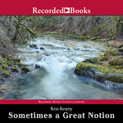 Sometimes a Great Notion (Unabridged) audiobook download