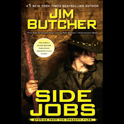 Side Jobs: Stories from the Dresden Files (Unabridged) audiobook download