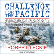 Challenge for the Pacific: Guadalcanal: The Turning Point of the War (Unabridged) audiobook download