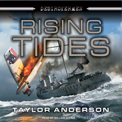 Rising Tides: Destroyermen, Book 5 (Unabridged) audiobook download