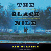 The Black Nile: One Man's Amazing Journey Through Peace and War on the World's Longest River (Unabridged) audiobook download