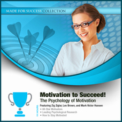 Motivation to Succeed!: The Psychology of Motivation (Unabridged) audiobook download