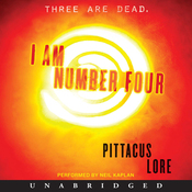 I Am Number Four (Unabridged) audiobook download