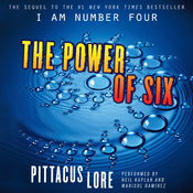 The Power of Six (Unabridged) audiobook download