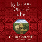 Killed at the Whim of a Hat (Unabridged) audiobook download