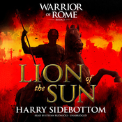 Lion of the Sun: Warrior of Rome, Book 3 (Unabridged) audiobook download