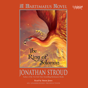 The Ring of Solomon: A Bartimaeus Novel, Book 4 (Unabridged) audiobook download