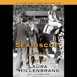 Seabiscuit-an-american-legend-unabridged-audiobook