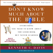 Don't Know Much about the Bible (Unabridged) audiobook download