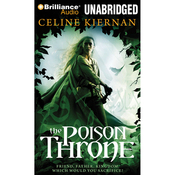 The Poison Throne: The Moorehawke Trilogy, Book 1 (Unabridged) audiobook download