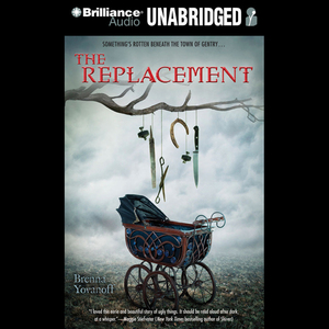 The-replacement-unabridged-audiobook