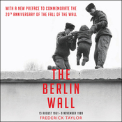 The Berlin Wall (Unabridged) audiobook download