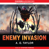 Enemy Invasion (Unabridged) audiobook download