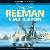 H.M.S. Saracen (Unabridged) audiobook download