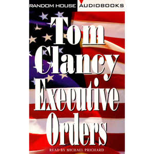 Executive-orders-unabridged-audiobook