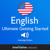 Learn English: Ultimate Getting Started with English Box Set, Lessons 1-55 audiobook download