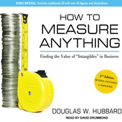 How to Measure Anything: Finding the Value of 'Intangibles' in Business (Unabridged) audiobook download