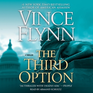 The-third-option-mitch-rapp-series-unabridged-audiobook