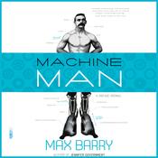 Machine Man (Unabridged) audiobook download
