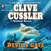 Devil's Gate: A Novel from the NUMA Files (Unabridged) audiobook download