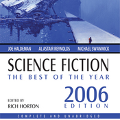 Science Fiction: The Best of the Year 2006 (Unabridged) audiobook download