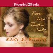 Never Less Than a Lady (Unabridged) audiobook download