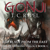 Red Blade from the East: Gonji, Volume 1 (Unabridged) audiobook download
