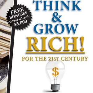 Think-grow-rich-mega-audio-pack-unabridged-audiobook