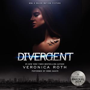 Divergent-unabridged-audiobook