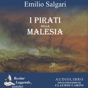 I pirati della Malesia [The Pirates of Malaysia] (Unabridged) audiobook download