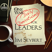 The One Year [Daily Devotions] for Leaders (Unabridged) audiobook download
